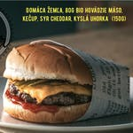 Basic mini burger