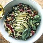 Avokado salad