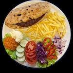 PUNJENA PLJESKAVICA (Stuffed burger)