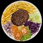GURMANSKA PLJESKAVICA (Gourmet burger)