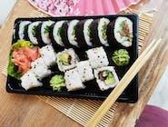 Spicy tuna set - 16 szt (Zestaw dla 1-2 osób)