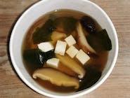Zupa Miso z tofu