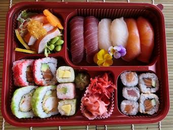 Bento Sushi 1- 18 szt