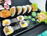 Salmon Raw - 12 szt (Zestaw dla 1-2 osób)