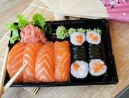 Mini salmon set - 10 szt (Zestaw dla 1 osoby)