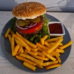 Tradycyjny Burger XL