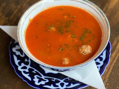 Zupa mastawa