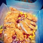 Sałatka z Kurczakiem - łagodny lub pikantny (napisz w uwagach)