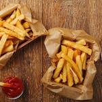 Grubasy chrupiące - Zestaw (Burger)