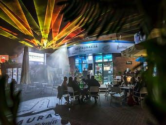 Festiwal Światła w naszej Restauracji