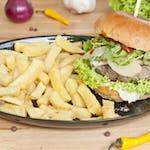 Zestaw Blue Cheese Burger