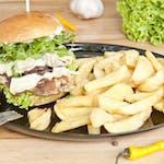 Zestaw Chicken Burger