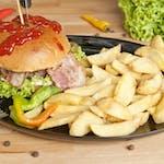 Zestaw Burger Challange