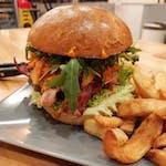 Zestaw Kimchi Burger