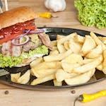 Zestaw Avocado Bacon Burger