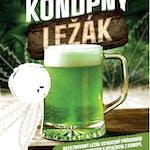Konopný ležák - Pivovar Jihlava - obsah alkoholu 5,0 %, IBU 30, EPM 11,7 %