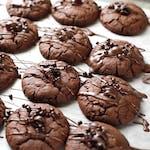 Cookies – čokoláda & třešeň