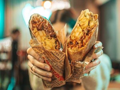 Tortilla Americano duża KEBZ