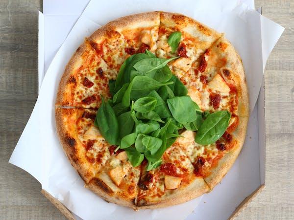 Pizza Spinaci 32cm