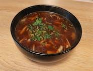 Hot & Sour Soup (veg / chicken)