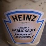 Sos czosnkowy Heinz®
