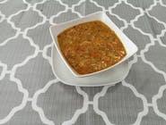 Zupa pomidorowa lub flaczki drobiowe