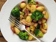 Gnocchi con broccoli