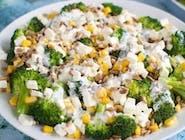 Sałatka Broccoli