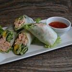 Spring rolls kaczka w tempurze 4szt