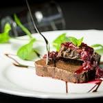 Ciasto mocno czekoladowe bezglutenowe
