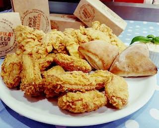 Kurczaki z radosnej paki :)