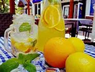 Lemoniada cytrynowo -pomarańczowa 0,4