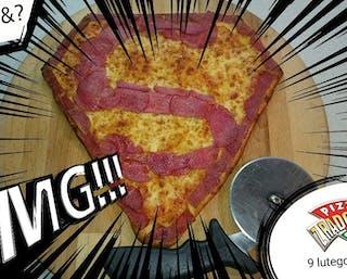 Pizza z Radości - Super