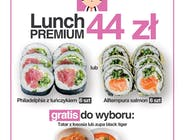 Lunch Premium