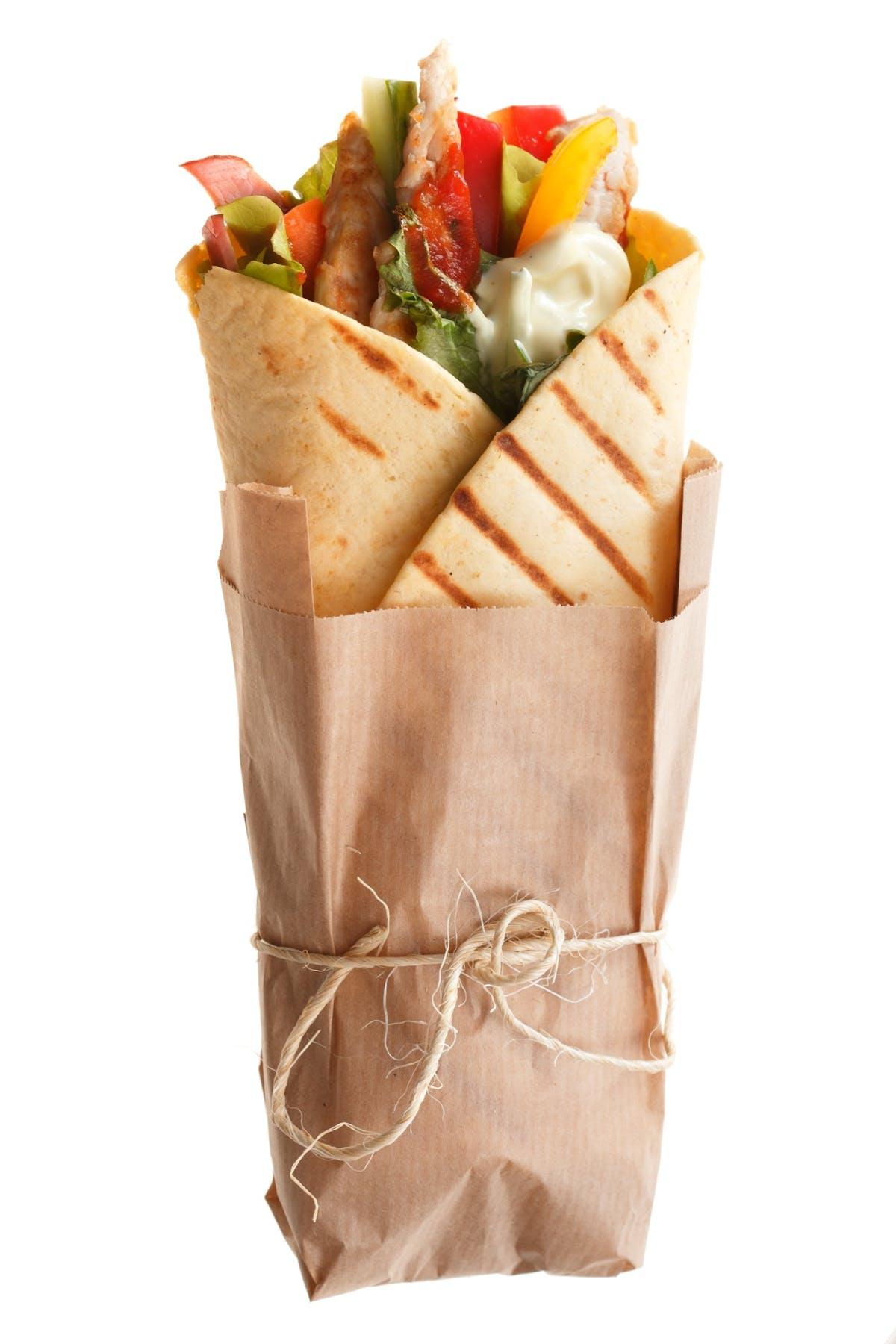 Shawarma Laffa & Pita