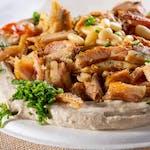Hummus Confit