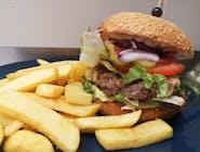 2.Burger Classic 100% wołowina