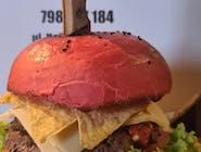 10.Nachos Burger