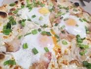 Pizza NOWOŚĆ Carbonara