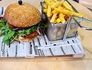 1.Burger Kurczak