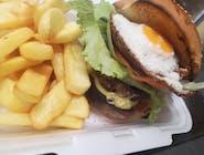 7.Burger Wiejski
