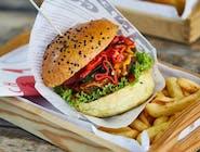 Burger Fire Starter