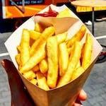 10. Frytki belgijskie małe