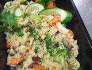 Kus-Kus z warzywami