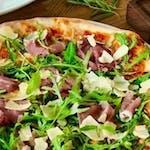 Pizza Rosso Parma