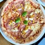 Pizza Rosso Hawajska