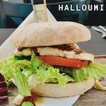 Burger Halloumi