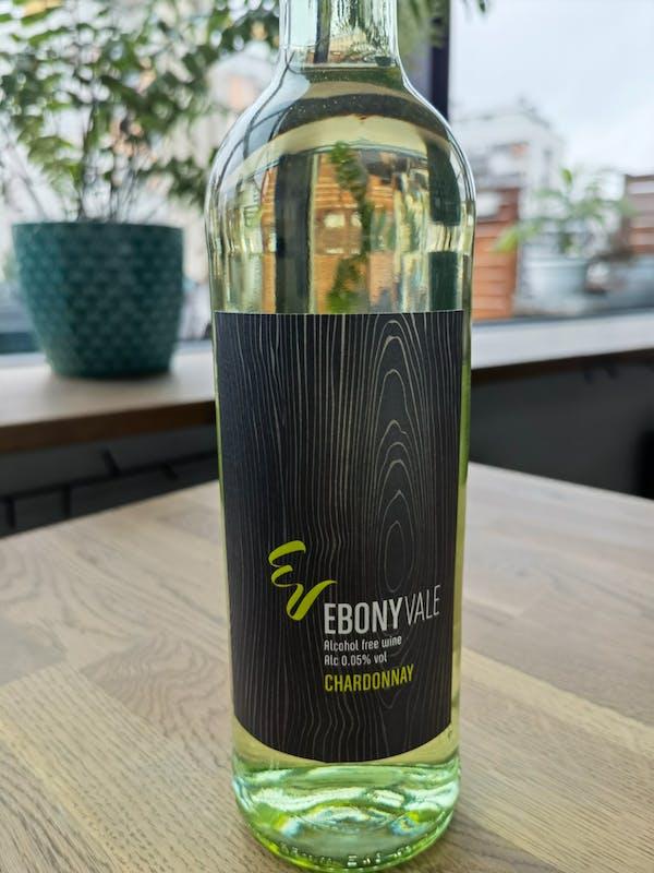 Ebony Vale Wino 0,05% Białe Chardonay, półwytrawne