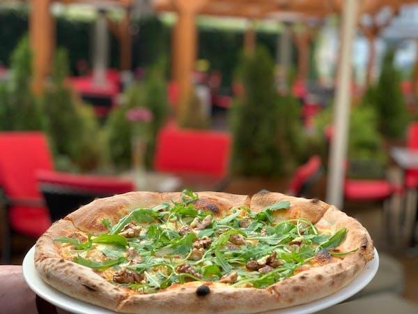 Pizza Bianco Pera