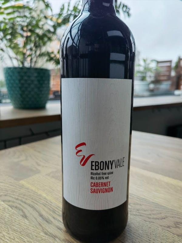 Ebony Vale Wino 0,05% Czerwone Cabernet Sauvignon, półwytrawne